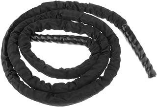#N/A Fitness Battle Jump Rope, 25 mm x 3 m flexibelt hopprep för unisex utomhussport hem gym träning
