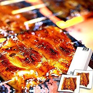 国産うなぎ お中元 ギフト グルメギフト 国産鰻(うなぎ)蒲焼 2枚 (簡易箱)
