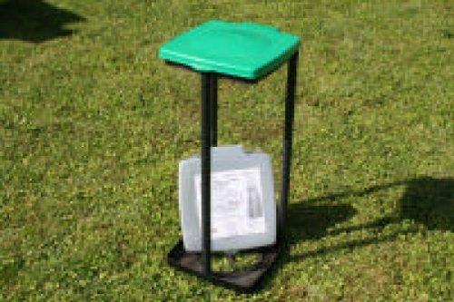 Müllsackständer 120 Ltr. Quadrat