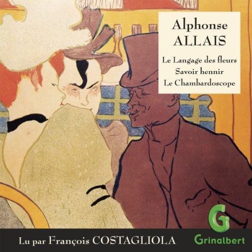 Le Langage des fleurs et autres contes audiobook cover art