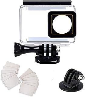 Waterproof Housing Case for Xiaomi Yi 4K / Xiaoyi Yi 4K+ / Yi Lite Action Camera with Touch Screen Accessories Underwater ...