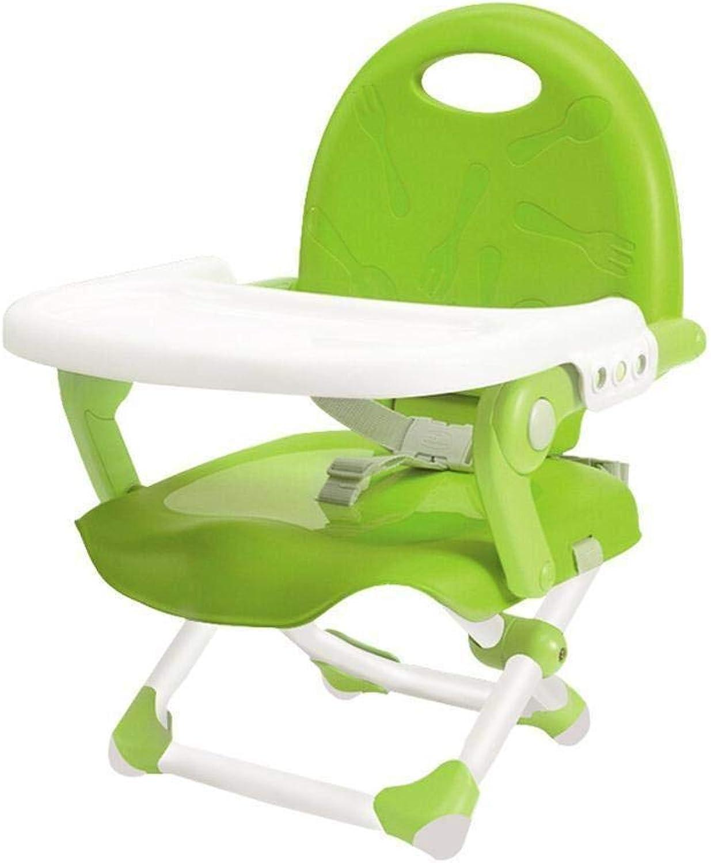 GZ Babystuhl Baby Dining Chair, Multifunktional Tragbarer Baby-Klappstuhl, Esstisch Chair