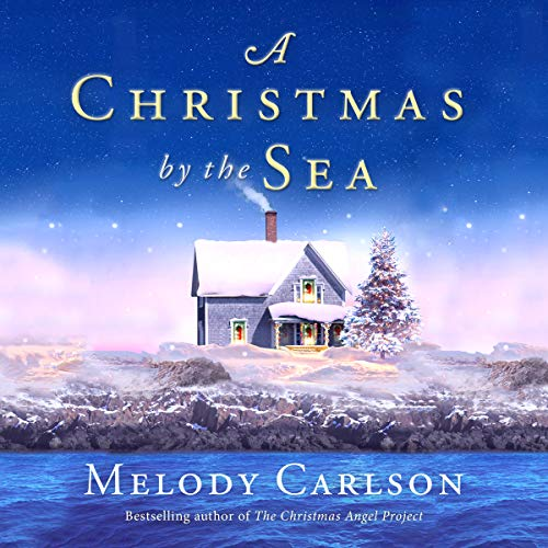 A Christmas by the Sea audiobook cover art
