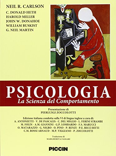 PSICOLOGIA La Scienza del Comportamento
