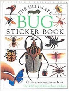Ultimate Bugs Sticker Book