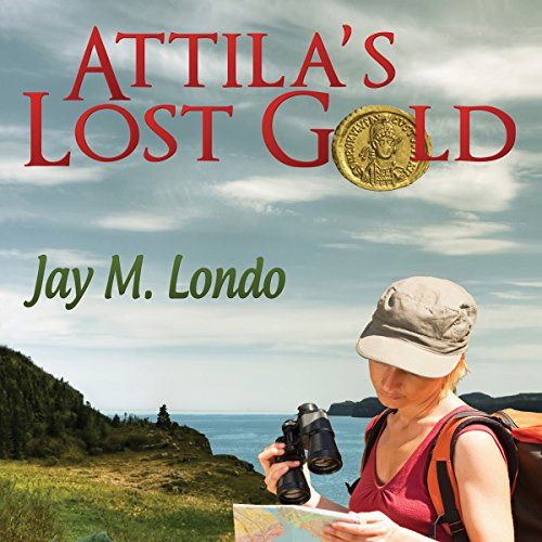Attila's Lost Gold audiobook cover art
