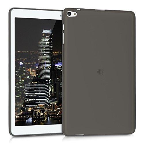 Huawei MediaPad T2 10.0 Pro Hülle - Silikon Tablet Cover Case Schutzhülle für Huawei MediaPad T2 10.0 Pro - Schwarz Transparent