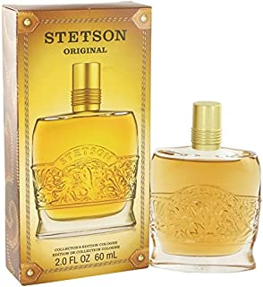 Coty Stetson By Cologne (Collectors Edition Decanter Bottle) 2 Oz For Men