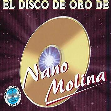 El Disco de Oro de Nano Molina