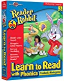 Reader Rabbit Learn to Read Phonics (Preschool & Kindergarten)