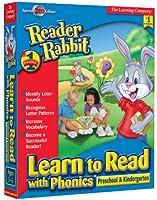 Reader Rabbit Learn to Read With Phonics (Preschool & Kindergarten) (輸入版)