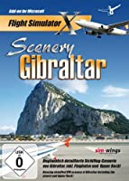 Flight Simulator X - AddOn FSX Scenery Gibraltar: AddOn zum Flight Simulator X