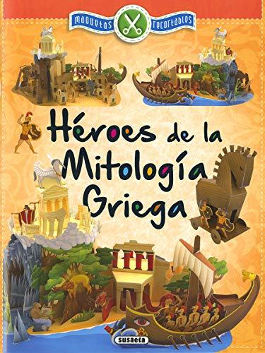 Héroes de la mitología Griega (Maquetas recortables)