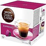 Nescafè(R) Cápsulas Café originales Dolce Gusto Espresso - 96 cápsulas