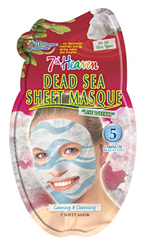 Montagne Jeunesse Mascarilla Dead Sea Face Spa Mar Muerto Tela - 15 ml