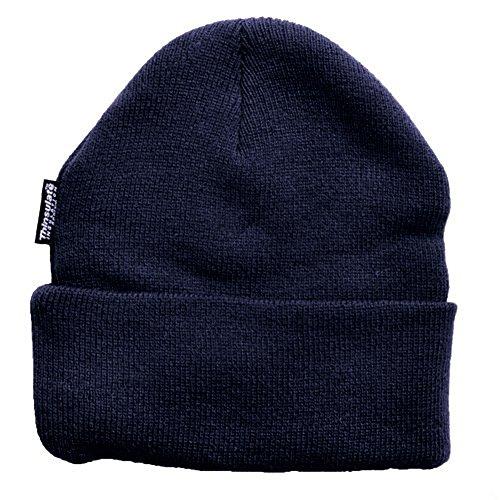 Wasserabweisende Wintermütze, bis -30° C Kälte getestet, Einheitsgröße, Schwarz., marineblau, Einheitsgröße