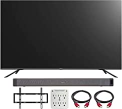 Sponsored Ad - Hisense 55H8G 55-inch H8G Quantum Series 4K ULED Android Smart TV (2020) with Deco Home Soundbar Bundle