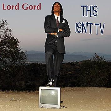 This Isn't TV