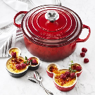 Le Creuset Mickey Mouse™ 90th Birthday Celebration Cast-Iron Round Oven, 4 1/2-Qt. | Williams Sonoma