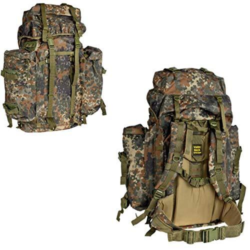 AB BW Mountain Sac à dos Camouflage 80 l