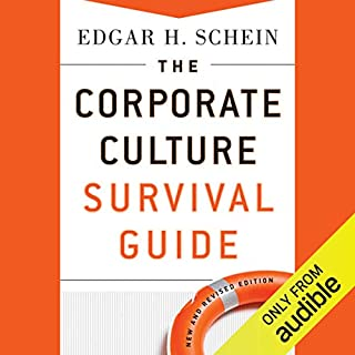 The Corporate Culture Survival Guide, New and Revised Edition audiobook cover art