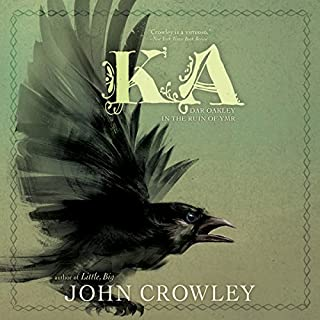 Ka audiobook cover art