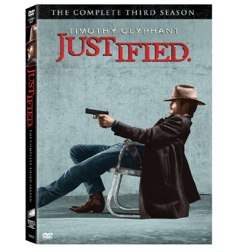 Justified: Season 3 -  DVD, Timothy Olyphant
