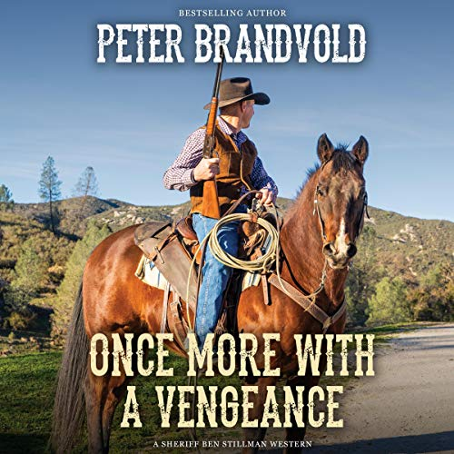 Once More With a Vengeance Audiobook By Peter Brandvold cover art