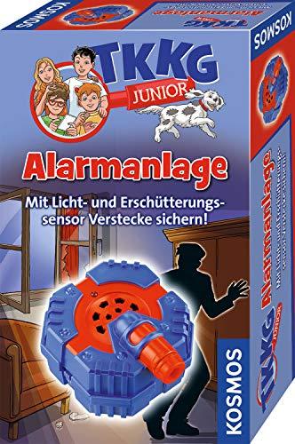KOSMOS 654511 TKKG Junior - Alarmanlage, Detektivspielzeug, Detektiv  Ausrüstung