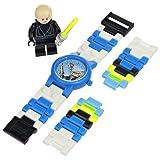 [レゴ ウォッチ]LEGO WATCH 腕時計 StarWars スター・ウォーズ LUKE SKYWALKER ルーク スカイ ウォーカー(8020356) [並行輸入品]