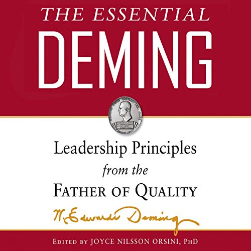 The Essential Deming cover art
