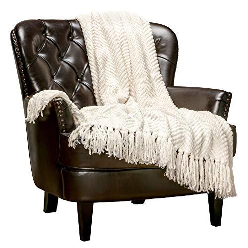 Chanasya Textured Knitted Super ...