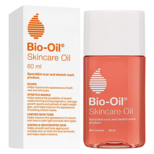 Bio-Oil 60 ml (Specialist Skin Care Oil – Scars, Stretch Mark, Ageing, Uneven Skin Tone)