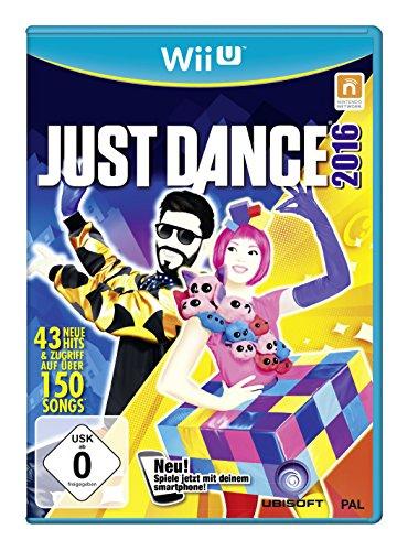 Just Dance 2016 - [Wii U]