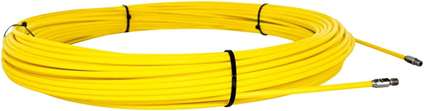 rosca DIR di/ámetro de 530 mm di/ámetro 6 mm con carrete de acero Runpotec Standard-Set de fibra de vidrio Tab 50 m 10062 di/ámetro 6 mm