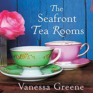 The Seafront Tea Rooms audiobook cover art