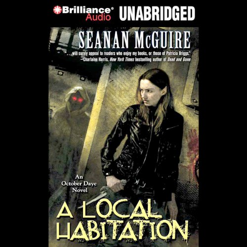 A Local Habitation audiobook cover art
