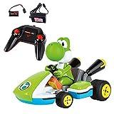 Carrera Nintendo Mario Kart - Yoshi Race con Sonido RC 370162108