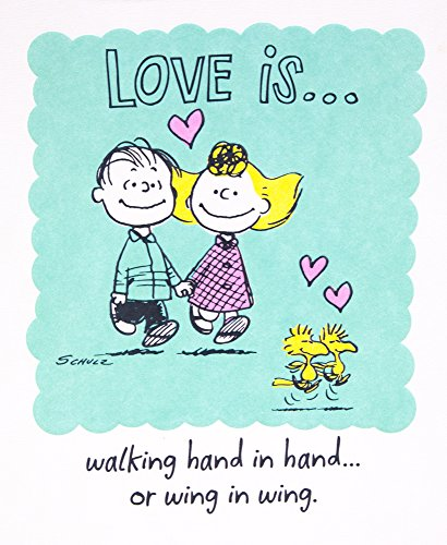 Hallmark Anniversary Card (Peanuts Vignette) Photo #8