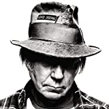 14inch x 14inch/35cm x 35cm Neil Young Silk Poster