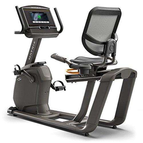 Find Bargain Matrix Fitness R30 Recumbent Bike/Xer Console