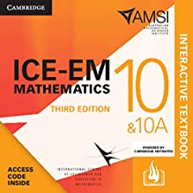 ICE-EM Mathematics Year 10 Digital (Card)