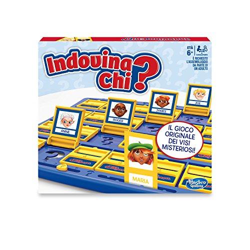 Hasbro Gaming - Indovina Chi? (Gioco in Scatola), C2124103