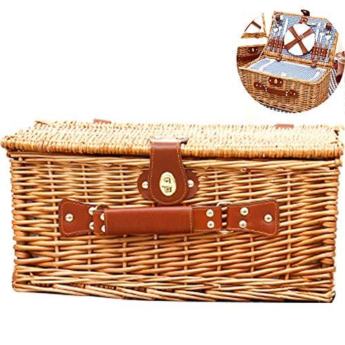 cesta mimbre baño de la marca KIKTS