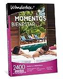 WONDERBOX Caja Regalo - Momentos Bienestar - 2.400 experiencias para Dos...