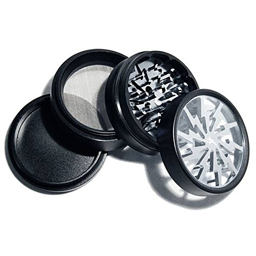 Grinder THORINDER Mini (Silver) - Designed by After Grow