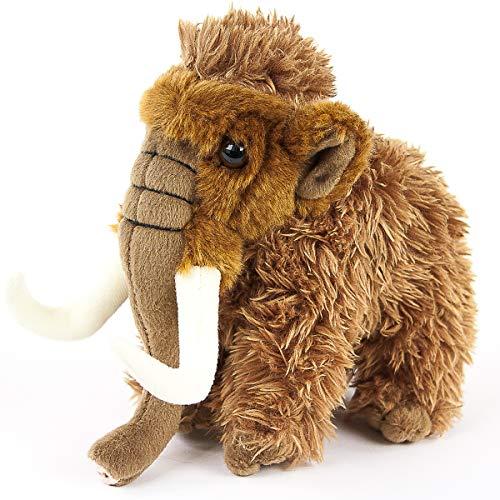 Mammut Mammoth Plüschtier 18 cm