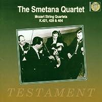 Mozart: String Quartets No. 15 in D minor, K.421 / No. 16 in E flat, K.428 / No. 18 in A, K.464 (1998-06-01)