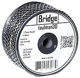 Taulman Nylon Bridge 3D Printing Filament Black - 1.75 mm