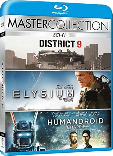 Sci-Fi Collection (3 Blu-Ray)